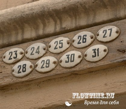 Крупнейшая европейская страховая компания AXA обнаружила своеобразную закономерность, связанную с нумерацией квартир...